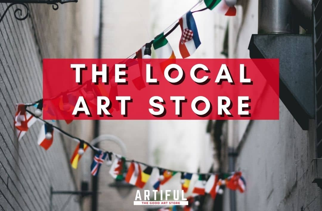 Artiful The Local Art Store