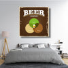 Beer Venn Diagram Canvas Art - Artiful Caffee Art Collection