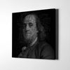 Artiful Benjamin Franklin Cryptocurrency Wall Art