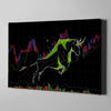 Bull markets Canvas Wall Art - Artiful Investing Art Collection
