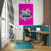Artiful Adventure is out there inspirational home or office wall art