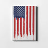 Artiful American Flag Canvas Art