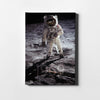 Artiful 1969 Astronaut Printed Canvas art