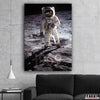 Artiful 1969 Astronaut canvas - home decor wall art