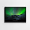 Artiful Aurora Borealis Canvas Wall Art