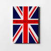 Artiful UK Banksy flag Canvas Wall Art