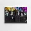 Artiful Beatles Printed Canvas art