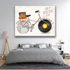Life Is A Beautiful Ride Canvas Wall Art - Artiful Art Collections