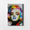 Marilyn Monroe - Printed Canvas - Only in Artiful.org shop