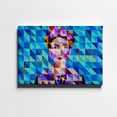 Artiful Frida Kahlo Iconic Canvas Art