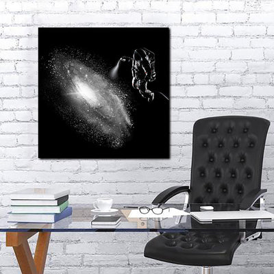 Artiful Galaxy Spray Canvas