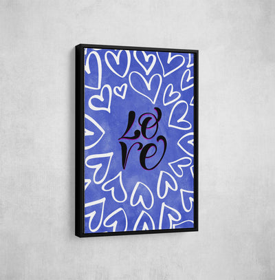 Artiful LoVe home wall art