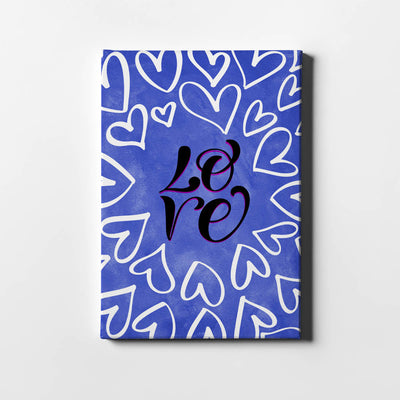 Artiful LoVe Canvas art