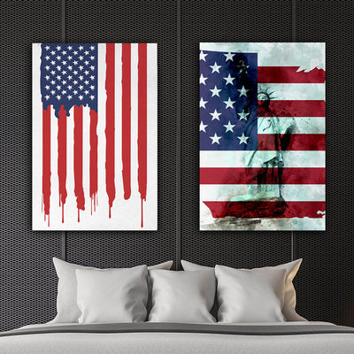 Artiful American Canvas Collection