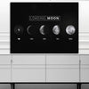 Artiful Loading Moon Canvas Wall Art - Space Collection