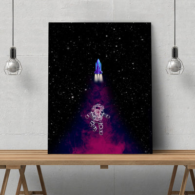 Artiful Magic Space Dust Canvas - Space Art Collection