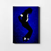 Artiful Michael Jackson Printed Canvas art