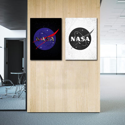 Artiful Space collection - NASA Canvas Wall Art