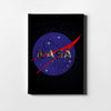 Artiful NASA Logo Canvas Art