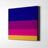 Piñata Canvas Wall Art - Artiful Color Palette Art Collection