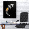 Artiful Dream Rocket Wall Art - Dream Canvas