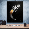 Artiful Dream Rocket Canvas Art