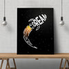 Artiful Dream Rocket Canvas Inspirational wall Art