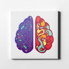 Sides of the Human Brain Canvas Art by Artiful - The Good Art Store