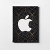 Steve Jobs Apple - Printed Canvas - Only in Aristeas shop