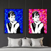 Audrey Hepburn - Printed Wall art - Best Canvas Wall Art - Artiful.org