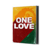 Artiful Reggae Bob Marley One Love Iconic Canvas Art
