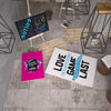 Motion Is Life - Printed Canvas - Best Canvas Wall Art - Artiful.org