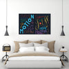 Artiful Motion Is Life inspirational home or office wall art