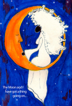 ED039 - THE MOON AND I
