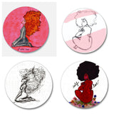Coaster Set - Self Love (4)