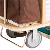 Forbes Housekeeping Cart Wheel Bumper Cover | WBC-4.5