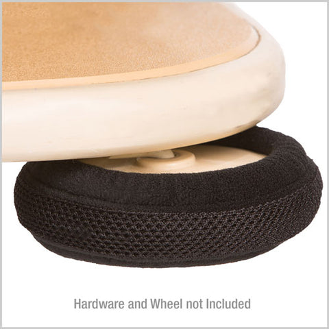 Rubbermaid HSKP Cart Wheel Bumper Cover | WBC-5.0