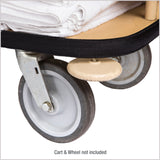 F-WACB Forbes Housekeeping cart bumper guard