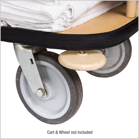 Replacement Bumper Guard for Forbes® Style Housekeeping Cart | FWACB