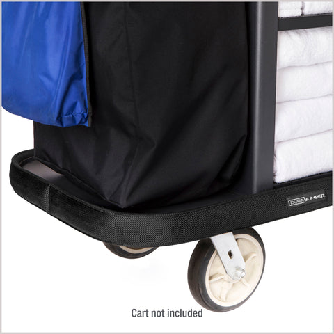 Rubbermaid HSKP Cart Wall-Wheel Bumper Cover | WBC-RX2