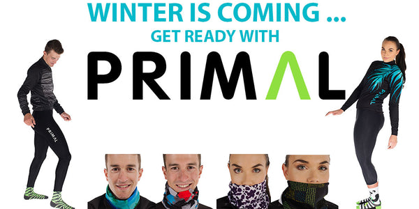 PRIMAL's new Autumn Winter Collection for 2017