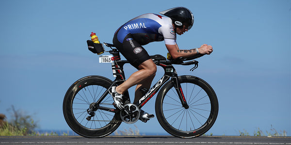 Read about Phil's epic race at the Ironman Kona