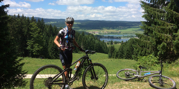 Xterra Switzerland and France Racing