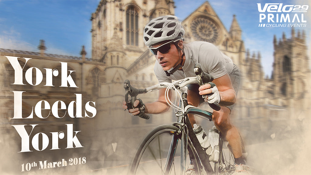 Win a ride at York Leeds York Sportive