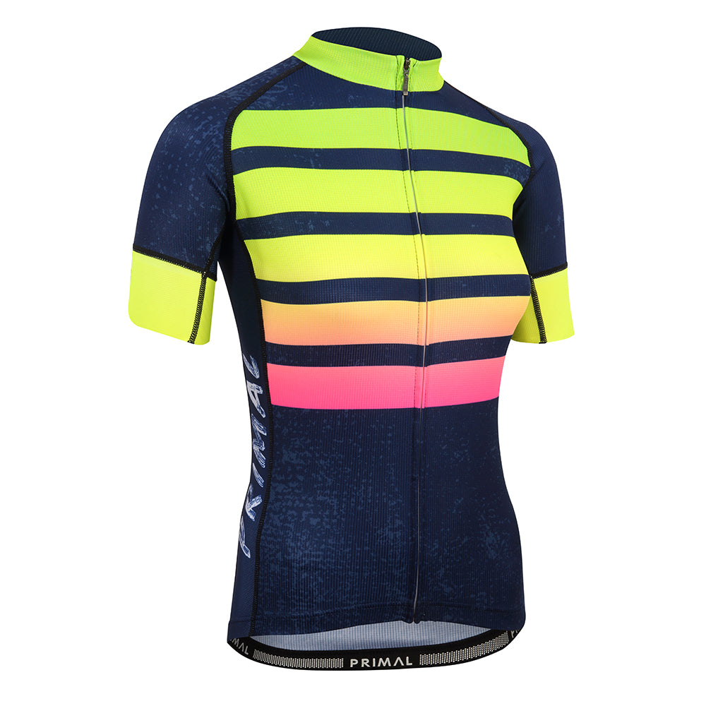 Chameleon Women's EVO 2.0 Cycling Jersey -  Custom Cycling Clothing and accessories online - Primal Europe