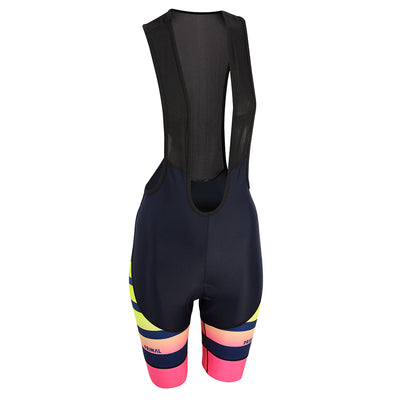 Chameleon Women's Evo 2.0 Cycling bibs -  Custom Cycling Clothing and accessories online - Primal Europe