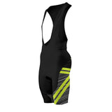 Men's Black Label Bib Short