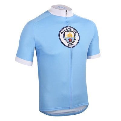 Manchester City 1972 Retro Men's Nexas Jersey PREORDER -  Custom Cycling Clothing and accessories online - Primal Europe