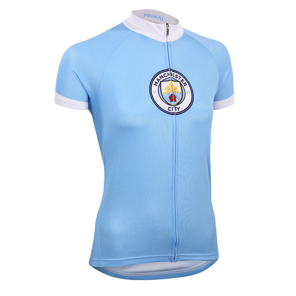 Manchester City 1972 Retro Women's Nexas Jersey -  Custom Cycling Clothing and accessories online - Primal Europe