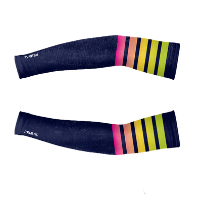 Chameleon Thermal Cycling Arm Warmers -  Custom Cycling Clothing and accessories online - Primal Europe
